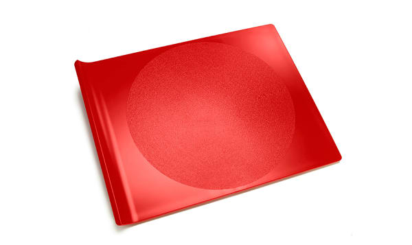Cutting Board - Small Tomato Red