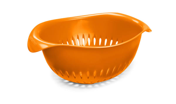 Colander - Small Orange