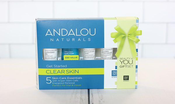 Get Started Kit - Clear Skin
