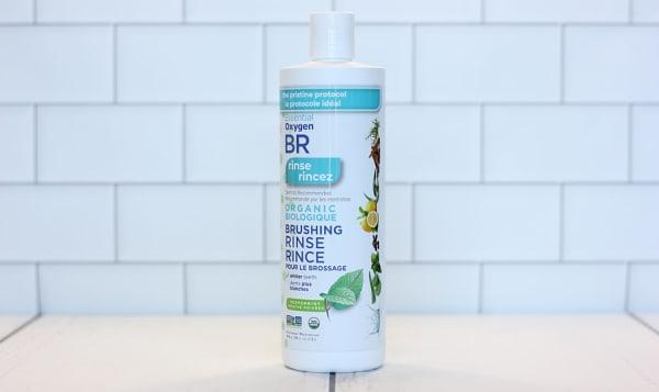 Organic Oxygen Brushing Rinse