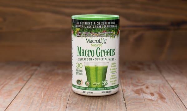 Macro Greens - 30 day