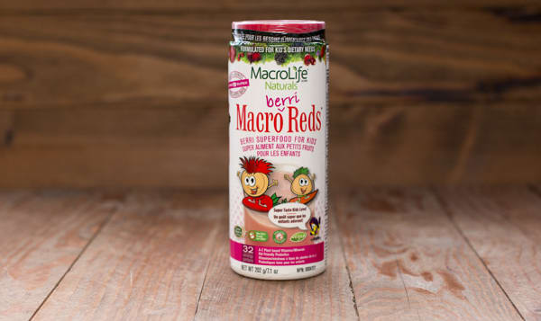 Macro Berri Reds