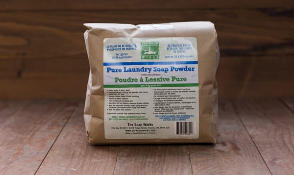 Pure Laundry Soap Powder