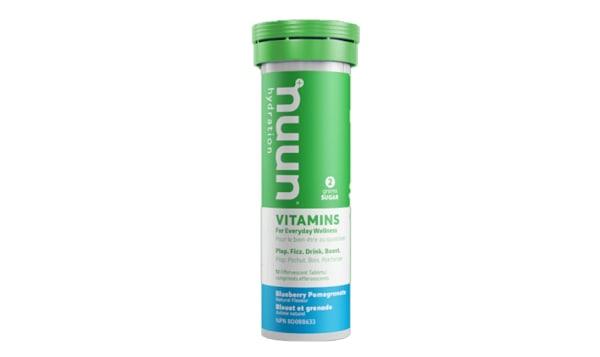 Vitamins - Blueberry Pomegranate Tablets