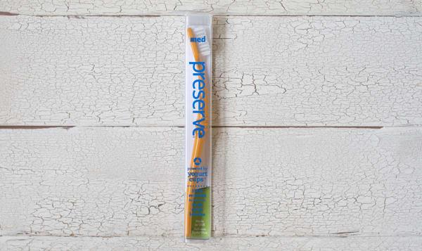 Medium Toothbrush with Travel Case