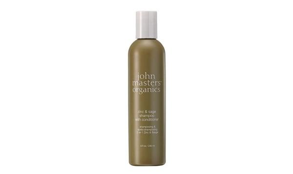 Organic Zinc & Sage Shampoo with Conditioner