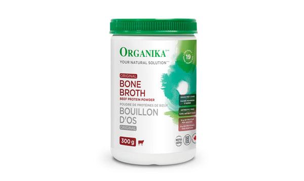 Grass-fed Beef Bone Broth Powder