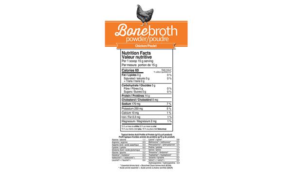 Chicken Bone Broth Protein Powder
