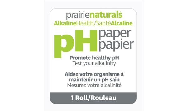 pH Paper Strips