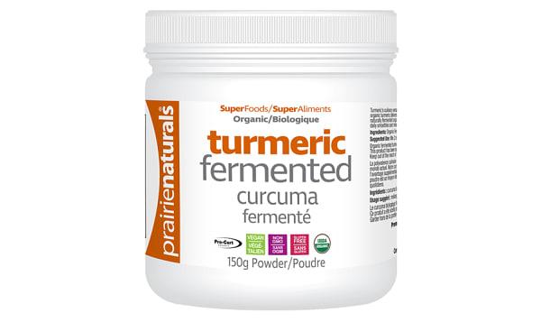 Organic Fermented Turmeric Powder
