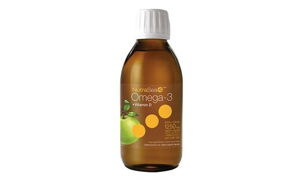 Omega-3 + D -  Crisp Apple