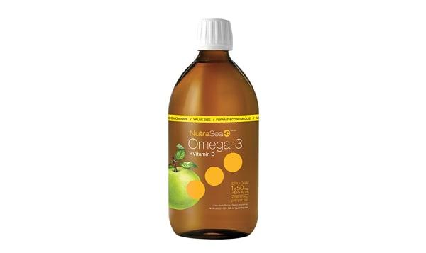 Omega-3 +D - Crisp Apple