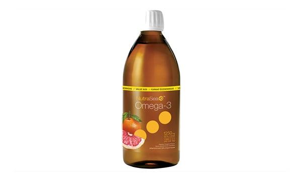 Omega-3 +D - Grapefruit Tangerine