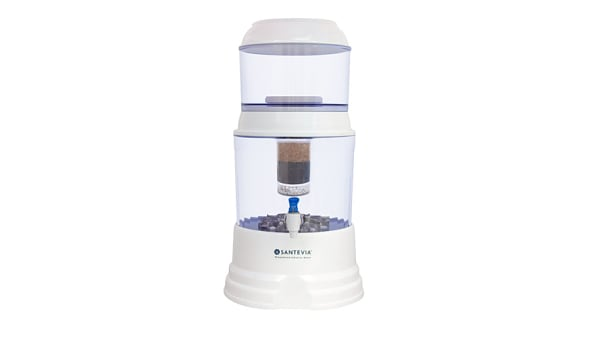Gravity Water System Countertop