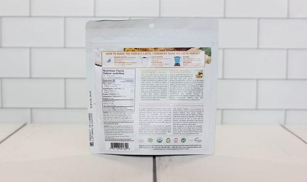 Organic Turmeric Latte with Probiotics