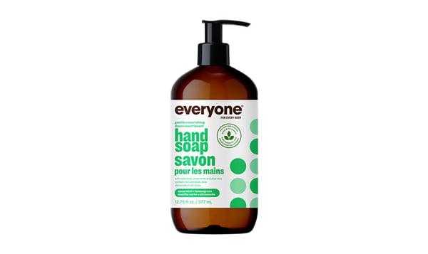 Hand Soap - Spearmint + Lemongrass