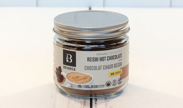 Organic Reishi Hot Chocolate