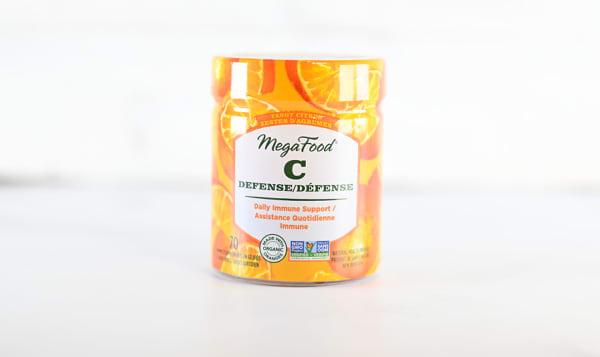 Organic Vitamin C Defense Tangy Citrus Gummies