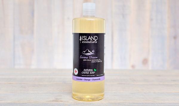 Serene Dream (Lavender Orange Chamomile) Castile Soap