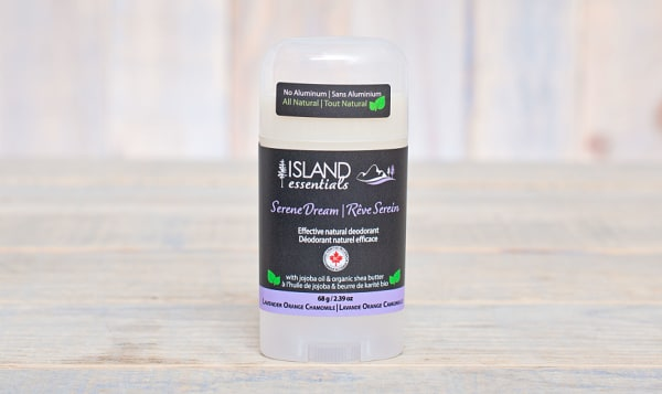 Serene Dream (Lavender Orange Chamomile) Deodorant