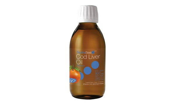 Omega-3 Cod Liver - Tangerine