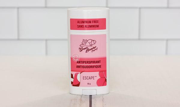 Organic Antiperspirant - Escape