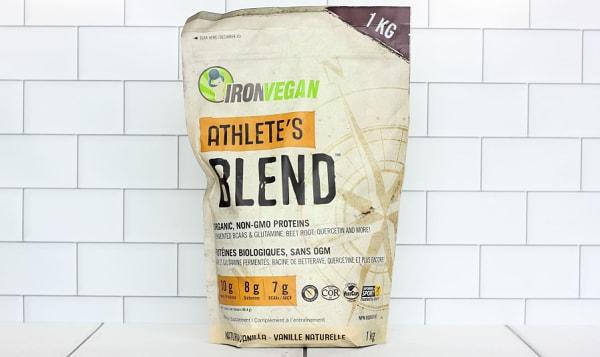 Athlete's Blend - Vanilla