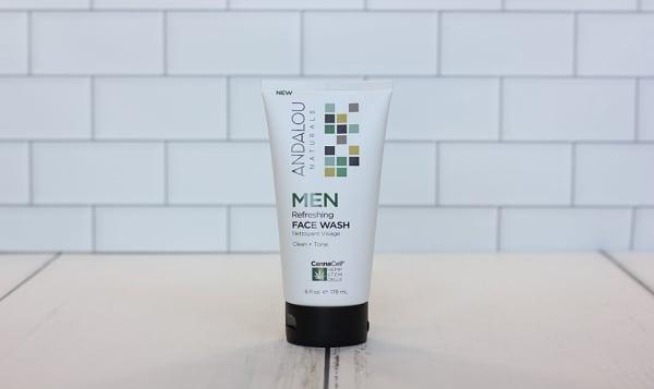 Mens Refreshing Face Wash