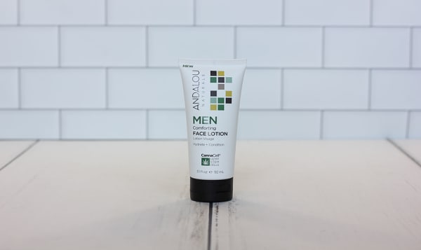 Men's Comforting Face Lotion