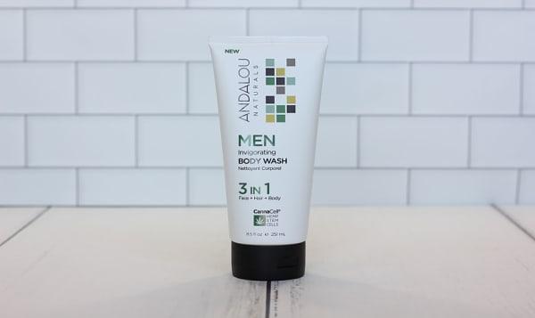 Men's Invigorating Body Wash 3-in-1