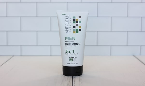 Men's Energizing Body Lotion 3-in-1