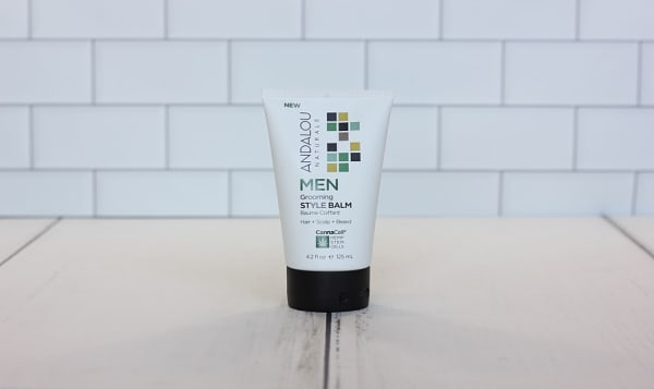 Men's Grooming Style Balm