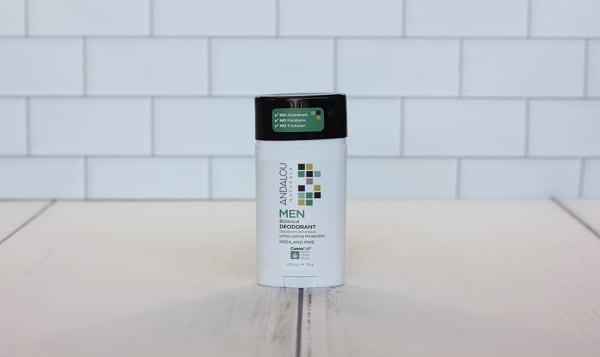 Men's Deodorant - Highland Pine