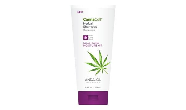CannaCell® Herbal Shampoo - MOISTURE HIT