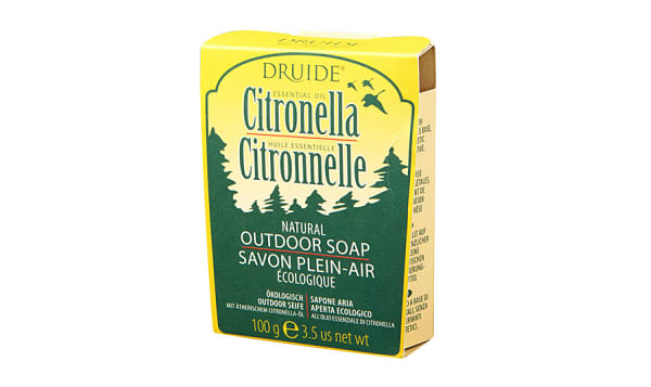 Organic Citronella Outdoor Soap