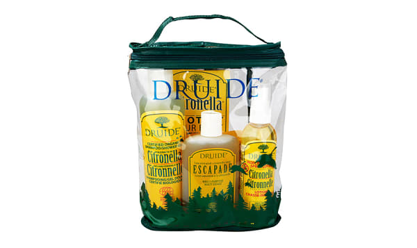 Organic Citronella Outdoor Kit
