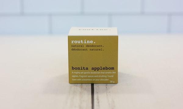 Bonita Applebom Deodorant
