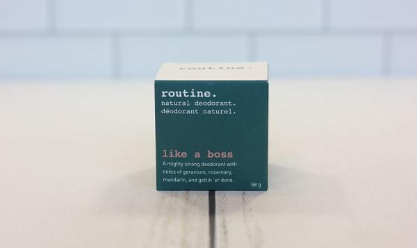 Like a Boss Deodorant