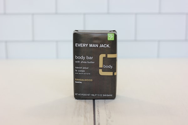 Body Bar - Sandalwood