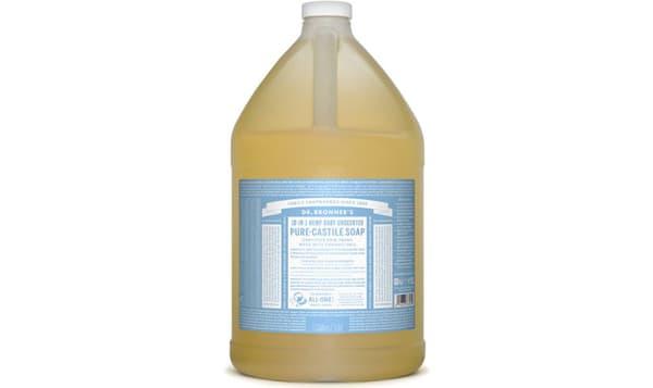 18-in-1 Hemp Pure-Castile Soap - Unscented