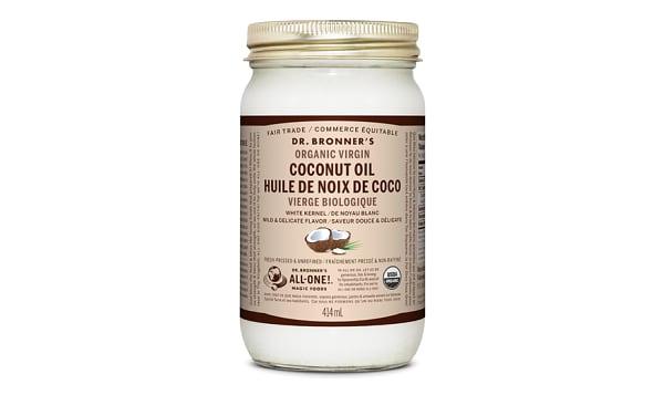 White Kernel Organic Virgin Coconut Oil