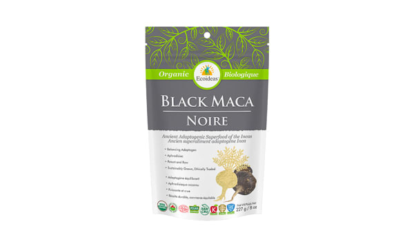 Organic Black Maca
