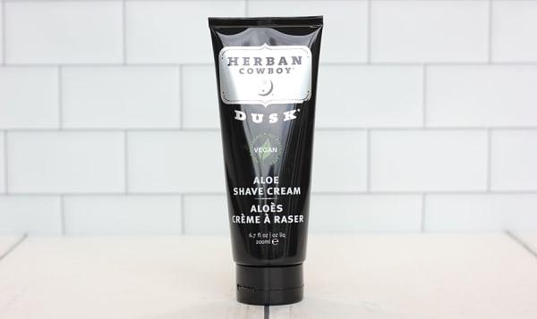 Organic Dusk Shave Cream