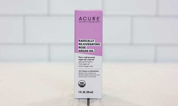Organic Radically Rejuvenating, Rose Argan Oil