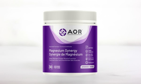 Magnesium Synergy Powder