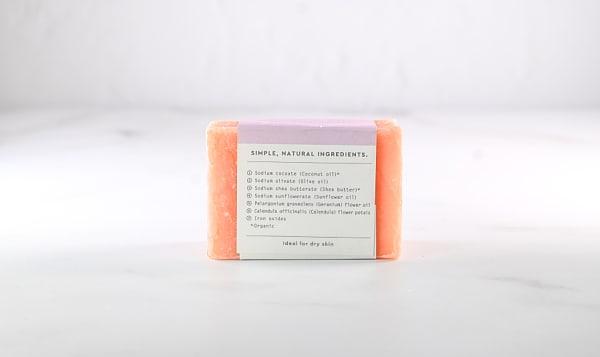 Geranium Bar Soap