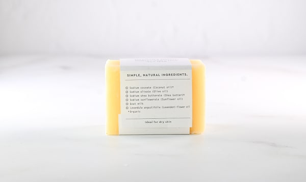 Goats Milk Lavender Bar Soap