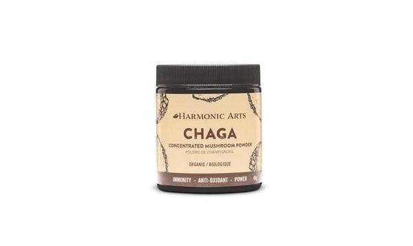 Organic Chaga Concentrated Mushroom Powder