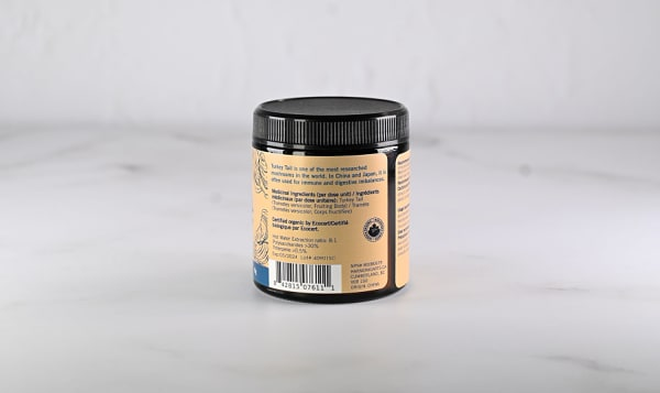 Organic Turkey Tail Concentrated Mushroom Powder
