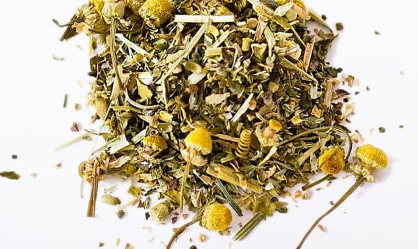 Relaxing Herbal Tea Blend